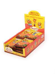 """<b>Батончик</b> полезный """"<b>Мюсли</b>, абрикос и злаки"""" в шоколадной ..."""