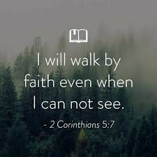 Short Faith Quotes Stunning Short Faith Quotes Formidable I Will Walk By Faith Even When I Can