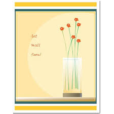 Free Downloads Simple Template For A Greeting Card In