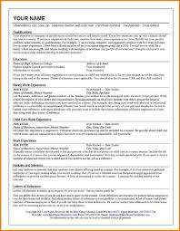 Resume Administrative Prof Bad Resume Example Free Download 10 Of