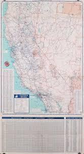 Pictorial Map California Nevada Cover