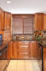 kitchen backsplash cherry cabinets black counter. Kitchen Backsplash Cherry Cabinets Black Counter Photo - 9 H
