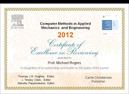 Samples Certificate Custom Recognizing Your Top Reviewers