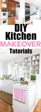 Country Kitchens On A Budget The 25 Best Ideas About Budget Kitchen Makeovers On Pinterest