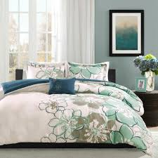mi zone skylar 4 piece blue grey full queen fl duvet cover set mz12 515 the home depot