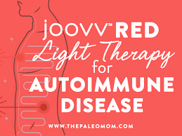 Joov Red Light Joovv Red Light Therapy For Autoimmune Disease The Paleo Mom