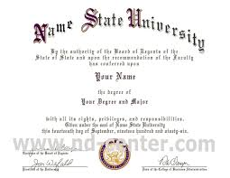 university degree certificate sample samples of fake high school diplomas and fake diplomas