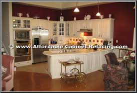 Kitchen Cabinet Laminate Refacing Mesmerizing Affordable Cabinet Refacing Half The Cost Of Cabinet Replacement