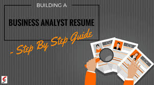 Business Analyst Resume | The Business Analyst Job Description