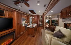 ... Rv Interior Beautiful Lifestyle Luxury RV 39FB Interior ...