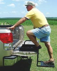 Truck'N Buddy Tailgate Ladder