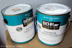 best paint for furniture10 Tips for Painting Furniture with Latex Paint  the thinking closet