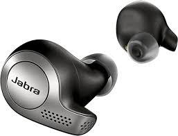 Беспроводные наушники <b>Jabra Elite</b> 65t, черный — купить в ...