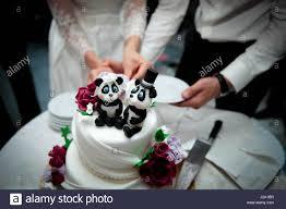 Cake Decorating Animal Figures Wedding Cake Figures Stock Photos Wedding Cake Figures Stock