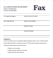 9+ Sample Fax Cover Templates | Sample Templates