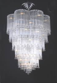 top 63 awesome rectangular chandelier mini hand blown glass pendant lights modern understated light crystal pewter