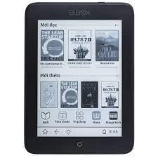 Máy đọc sách BIBOX B2 - Hàng Chính Hãng
