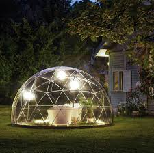 garden canopy. Garden Igloo 360 Dome With Optional Canopy Cover