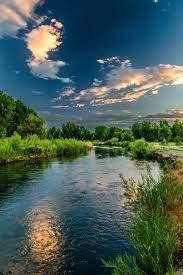 beautiful river wallpaper (HD Download ...