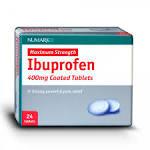 numark ibuprofen pain relief gel