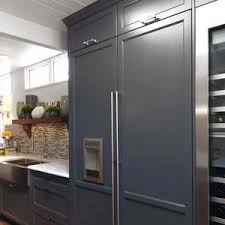 thermador integrated refrigerator. cabinets and integrated refrigerators thermador refrigerator -