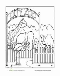 Here at study village we are providing the complete story in fascinated. Paint The Town Coloring Pages Education Com