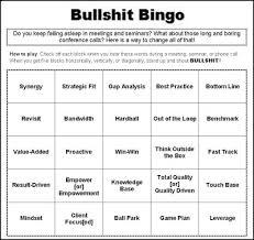 Office Bingo Theo Spark New Office Game Bullshit Bingo
