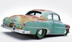 52 Chevy Styleline Deluxe Bel-Air Wallpaper and Background ...