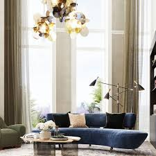 Neutral furniture Grey Oak 23 Colorful Reasons To Break From The Neutral Sofa Mydomaine 23 Gorgeous Colorful Sofas That Will Anchor Any Space Mydomaine