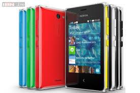 Nokia Asha 500, Asha 502, Asha 503 ...