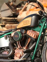 jever beer s harley blackline by thunderbike photos motorcycle usa
