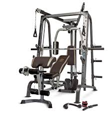 Buy Marcy Diamond Home Gym Smith Cage With Linear Bearings