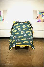 cat canopy nfl green bay packers baby infant car seat cover baby