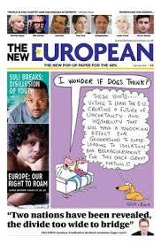The <b>New European</b> - Wikipedia