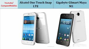 Alcatel One Touch Snap LTE versus ...