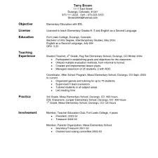 Objective Resume Samples Sample College Professor Resume Objective Fresh College Professor 89