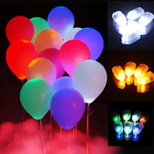 Light Up Paper Lanterns Us 37 6 6 Off New Arrival Light Up Led Balloon Lights Bullet Design Colorful Paper Lantern Lamp Light For Wedding Christmas Party Decoration In