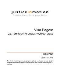 Visa Pages H 2a 2015 By Justice In Motion Issuu