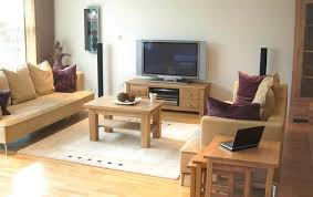 small living room furniture. Living Room Furniture Ideas For Small Spaces : TV Cabinets 2 Wooden Tables