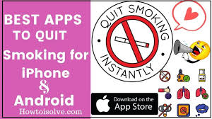 Best Quit Smoking App Best Apps To Quit Smoking For Iphone And Android Howtoisolve