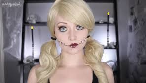 doll makeup tutorial no body paint needed makeup tutorial beauty makeup