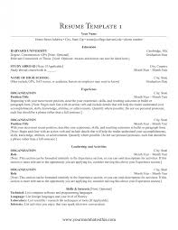 Fine Most Recent Resume Format 2015 Ideas Example Resume Ideas