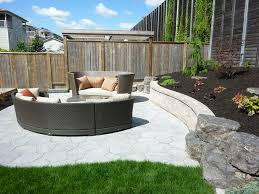 Landscape Design For Small Backyards Mesmerizing Backyard Landscape Designs 48 Bestpatogh