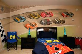 bedroom race car bedroom decor ideas charming racing accessories full wall decorations themed metal room
