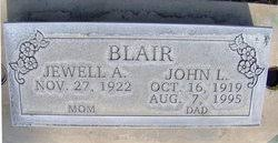 Jewell Anderson Blair (1922-2011) - Find A Grave Memorial