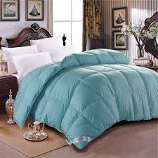 queen duvet insert blue 600tc 800fp 100 egyptian cotton cover white goose down comforters duvet