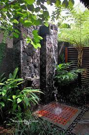 diy outside shower design trends style home interior