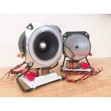 loa siêu tép Pioneer P8804 họng kèn bổ sung dải trép cho dàn karaoke