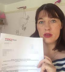 Requesting A Death Certificate Mothers Anger After Tesco Banking Send Her A Letter