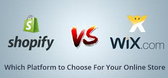 Wix Vs Shopify Wix Vs Shopify Which Platform To Choose For Your Online Store